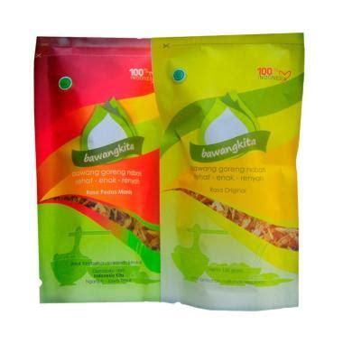 Bawang Goreng Paket Bawang Bawuk Original Original Pedas jual bawang terbaru harga murah blibli