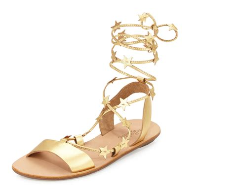 loeffler randall starla sandal shoe of the day loeffler randall starla leather gladiator