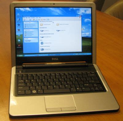 dell inspiron mini 12: better with windows xp liliputing
