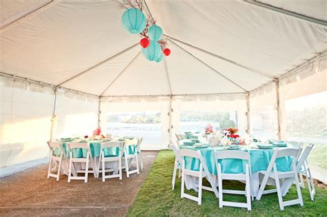 Modern Red & Aqua Outer Banks Wedding   Every Last Detail