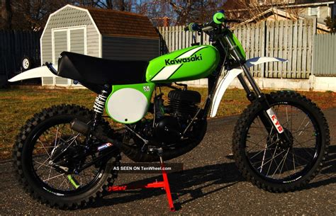 vintage motocross green is mean ozvmx