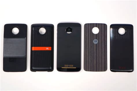 moto z and moto z force droid smartphones review 2018