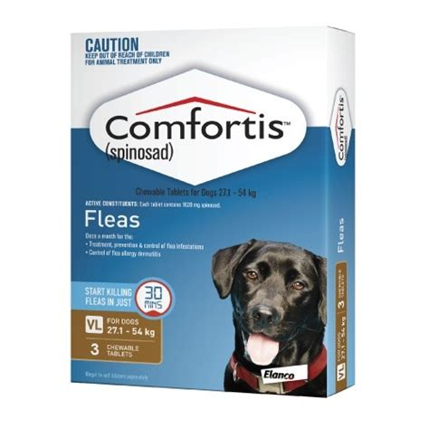 Bravecto Flea Pill For Cats - comfortis flea pills