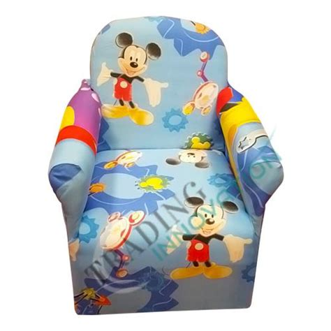 character sofa kids cartoon character children chair armchair disney
