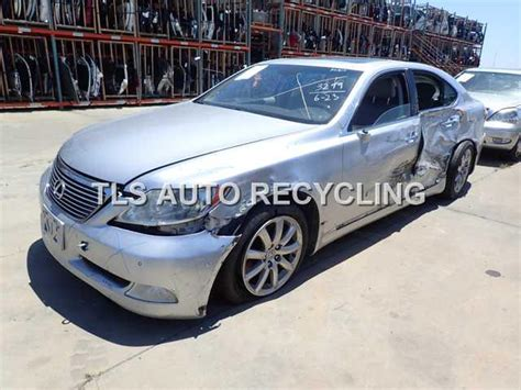 how make cars 2007 lexus ls spare parts catalogs parting out 2007 lexus ls 460 stock 5101gr tls auto recycling