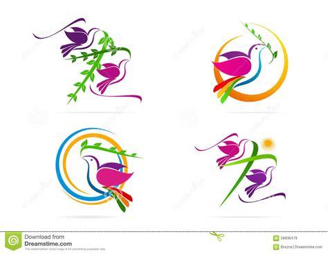 smbolo y simbologa en 842450691x logotipo de la paloma paloma sol con el s 237 mbolo cruzado de la hoja dise 241 o de concepto del