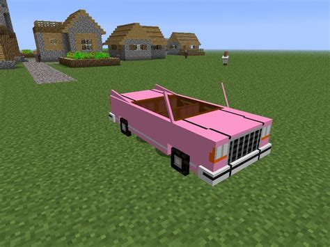 minecraft car that minecraft pe the car glitch minecraft pocket edition