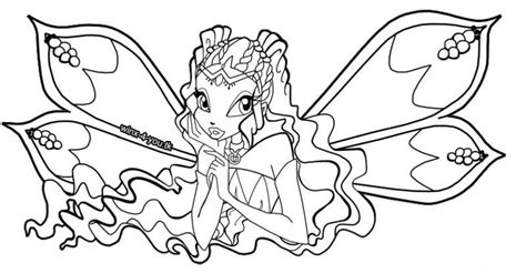 winx coloring pages 7 winx club coloring pages