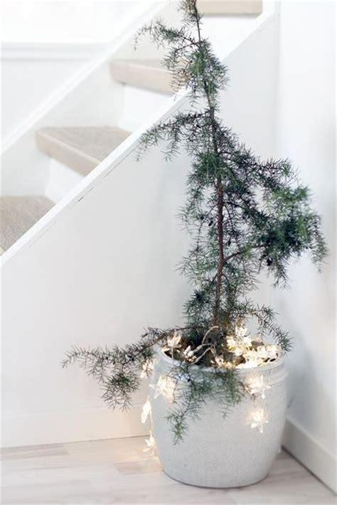 minimalist  modern christmas tree decor ideas digsdigs