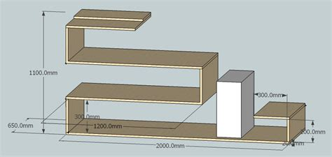 42 Desk Woodworking How Do I Determine The Thickness Of Wood