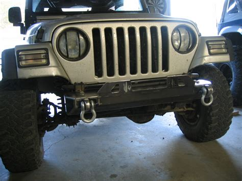 custom jeep bumper custom bumpers and a stinger