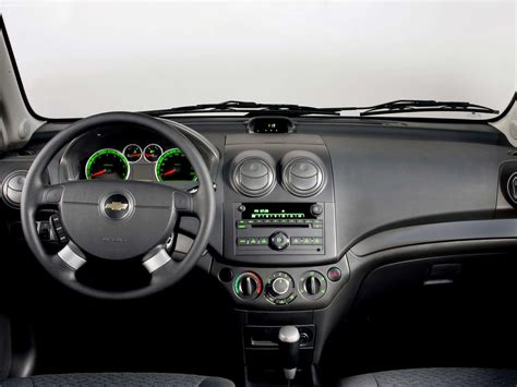 Chevrolet Aveo 2006 Interior by Chevrolet Aveo Sedan 2006 Picture 13 Of 20
