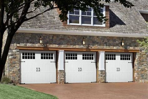Sears Garage Doors Garage Door Installation Insulated Carriage House Wooden