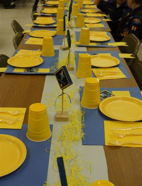 cub scouts blue gold banquet ideas on