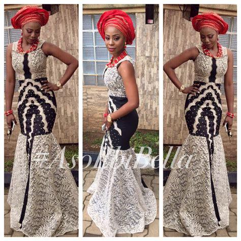 gown styles on bella naija bellanaija weddings presents asoebibella vol 112