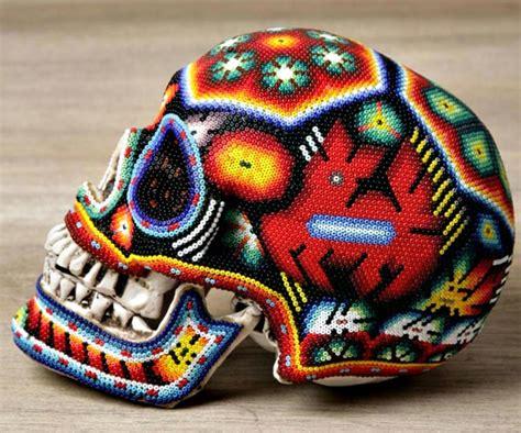 beaded skulls beaded skulls my inspiration