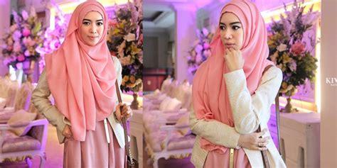 Baju Pesta Fitri Aulia fitri aulia lebih maksimal dengan outerwear cantik co id