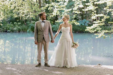 Boho Hochzeit Planen by L 228 Ssige Boho Gartenhochzeit In Gr 252 N Hochzeitsblog The