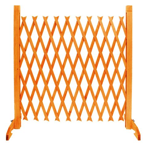 Free Standing Trellis Screen Expanding Fence Garden Screen Trellis Style Expands To 6 2