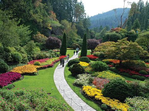 Butchart Garden by Vacation Packages Bc Travel Deals