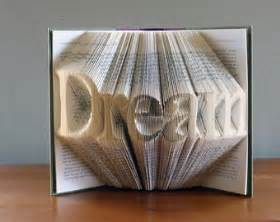 cool gifts unique gifts present dream custom folded book art