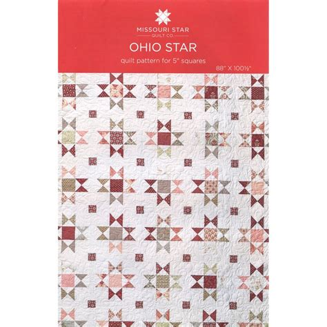 Missouri Quilt Company Daily Deal by Ohio Pattern By Msqc Msqc Msqc Missouri