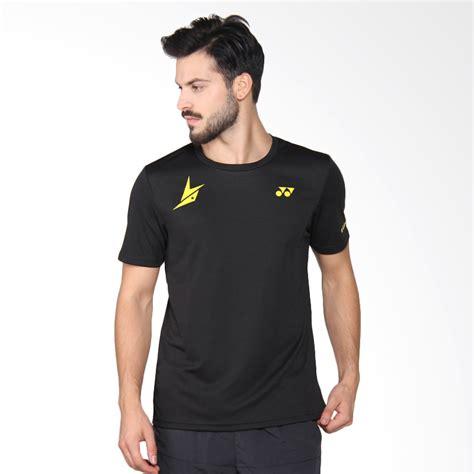 Kaos Tshirt Jet 2 jual yonex dan neck t shirt kaos badminton