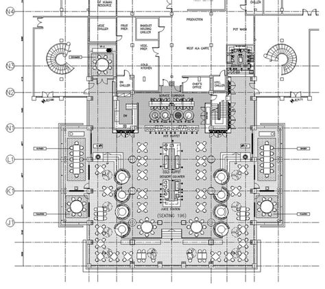 modern day marine floor plan all day dining restaurant layouts search all