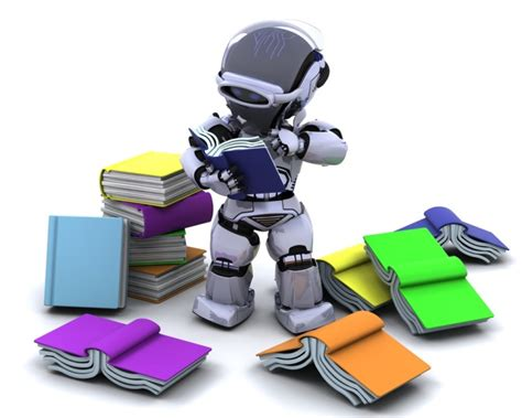 robot reading robot reading how to master your attention and focus your reading speed remember more learn faster and get more done in less time books evropski fejsbuk pesnički festival bookvar