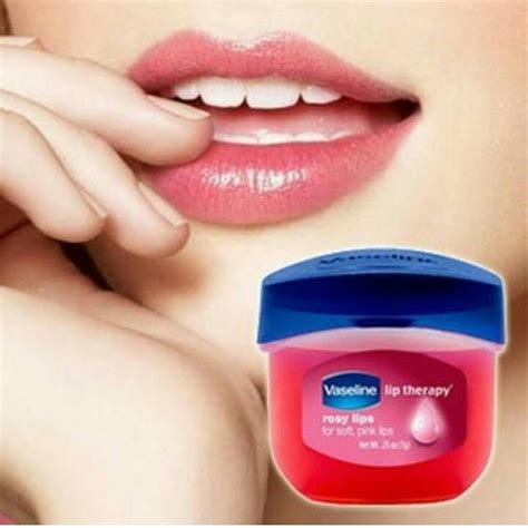 Vaseline Lip Therapy Rosy 7 Gr dưỡng vaseline lip therapy 7gr shop cherry cosmetics