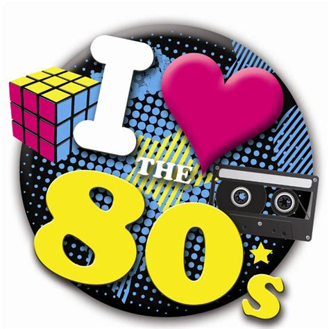 i love the 80s itunes pic