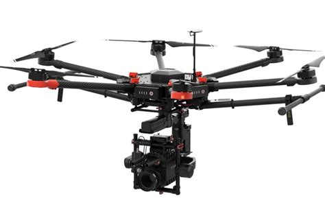 Dji M600 dji introduces slew of new products including rm18 000