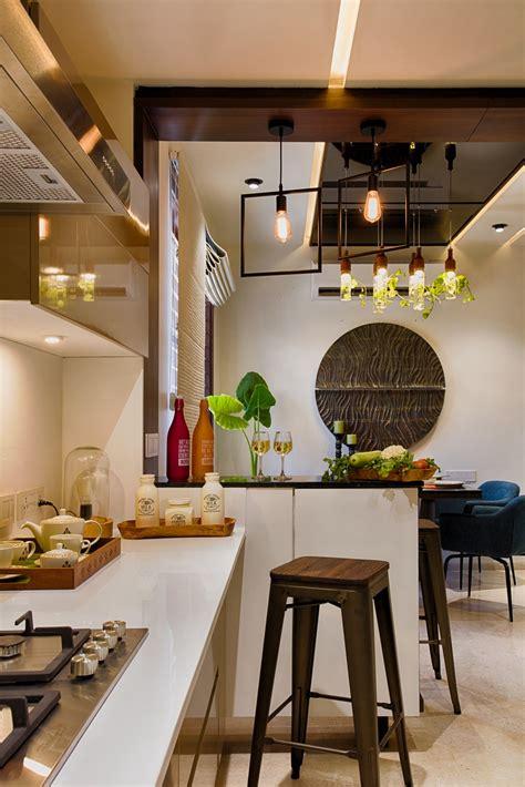 indian kitchen design images  real homes