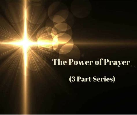 the power of prayingâ through fear prayer and study guide books the power of prayer part 1