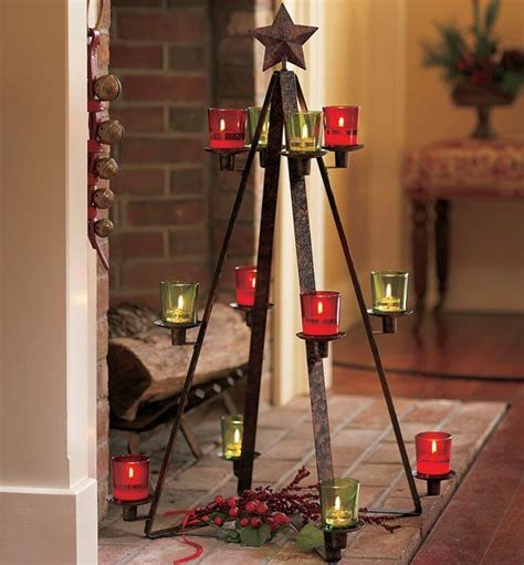 rustic giving tree party lite christmas pizzazz