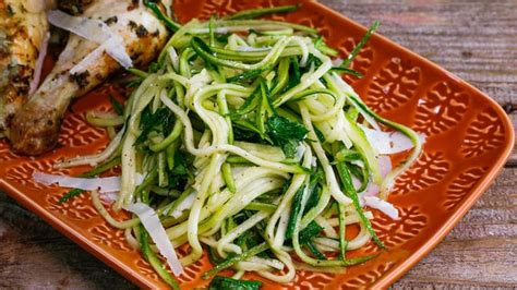 Inspired Side Salad With Zucchini Pecorino by 17 Best Images About Recipes Salads On