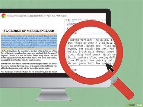 modificare foto con testo 3 modi per modificare temporaneamente il testo di