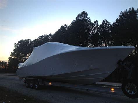 shrink wrap your own boat flynn marine