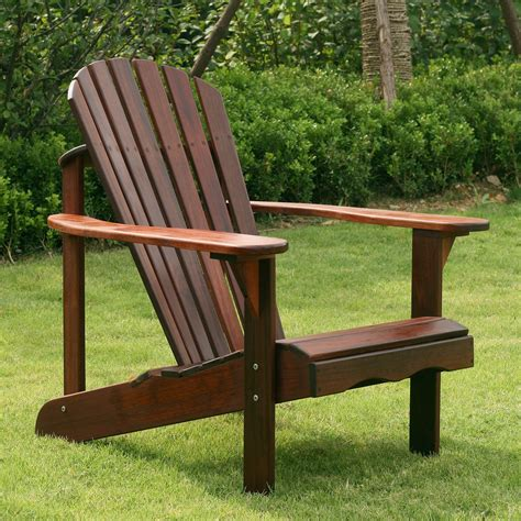 belham living richmond curveback shorea wood deluxe adirondack chair adirondack chairs