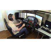 X Plane Simulator With TrackIR And Saitek Cessna Pro