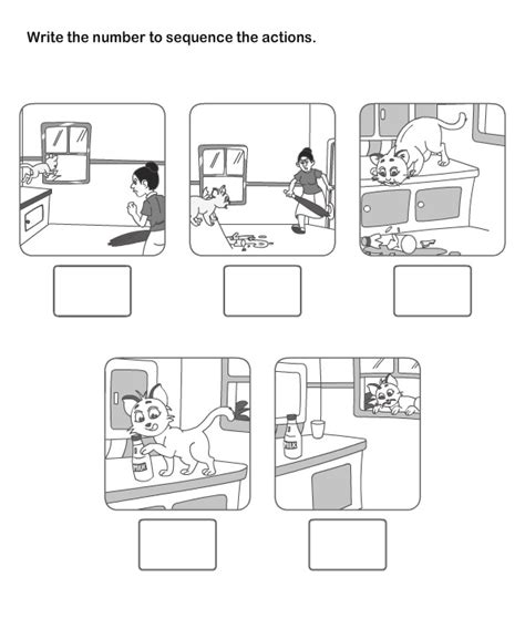 Sequencing Worksheets Kindergarten by Best 25 Story Sequencing Worksheets Ideas On