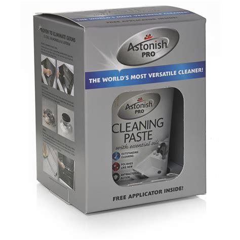 Astonish Sabun Pro Cleaning Paste 1 astonish spray starch 750ml