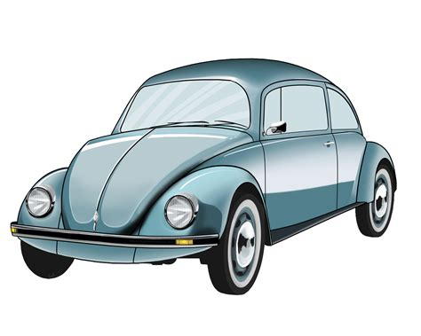 volkswagen beetle clipart vw car clipart clipart suggest