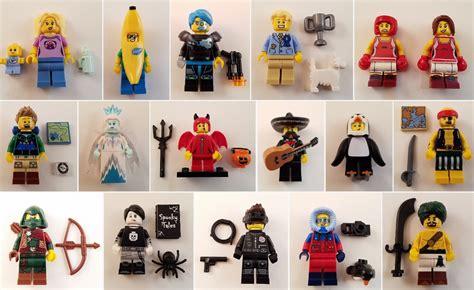 Lego Seri 16