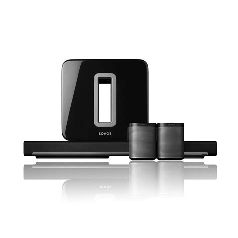 sonos wireless 5 1 channel home theatre system gibbys
