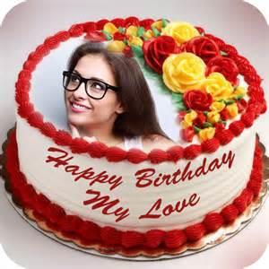 Birthday Cake Photos Photo On Birthday Cake Play Softwares