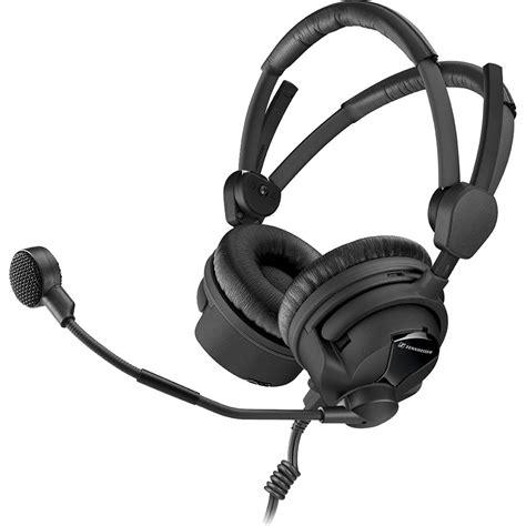 Headset Sennheiser sennheiser hmd 26 600 ii xq on ear stereo hmd26 600 x3k1 b h