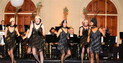 the theme of the great gatsby is great gatsby show relive the roaring 20s joe diamond events