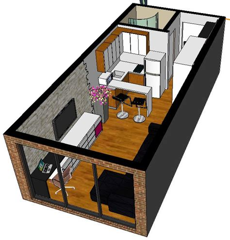 250 square foot apartment floor plan 250 sq ft studio apartment 2006 floor plans