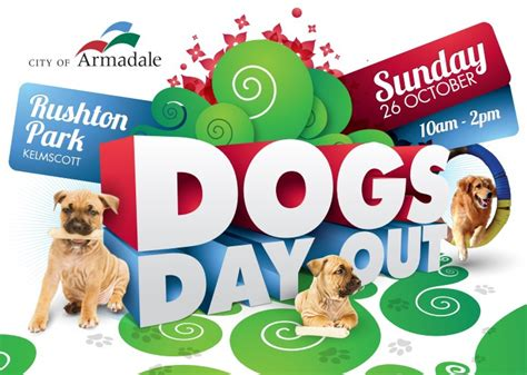 dogs day out s day out in rushton park perth